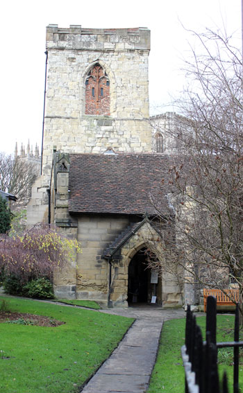 Holy Trinity, Goodramgate, York